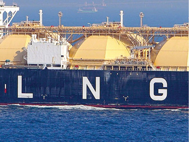 Liquefied Natural Gas (LNG) 2