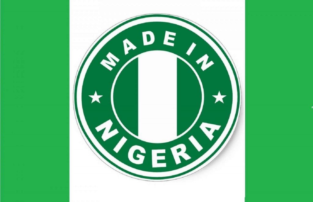 Distribution of manufactured goods in Nigeria